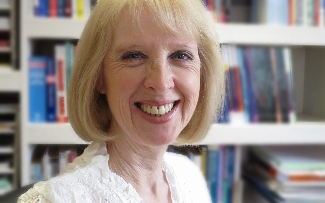 An Interview with                Ann Gravells …